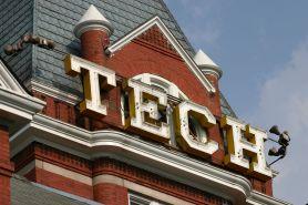 TechTowerSign